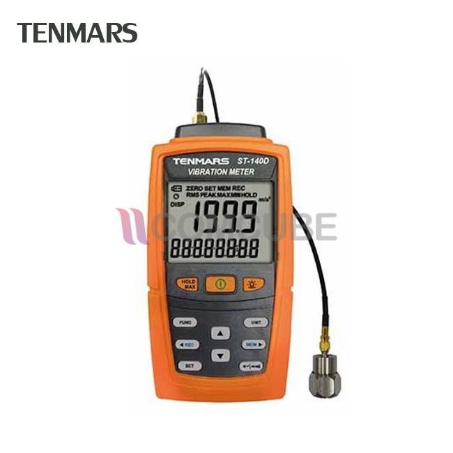 เครื่องวัดความสั่นสะเทือน Vibration Meter Tenmars ST-140